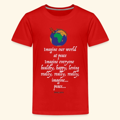 ImagineWH - Kids' Premium T-Shirt
