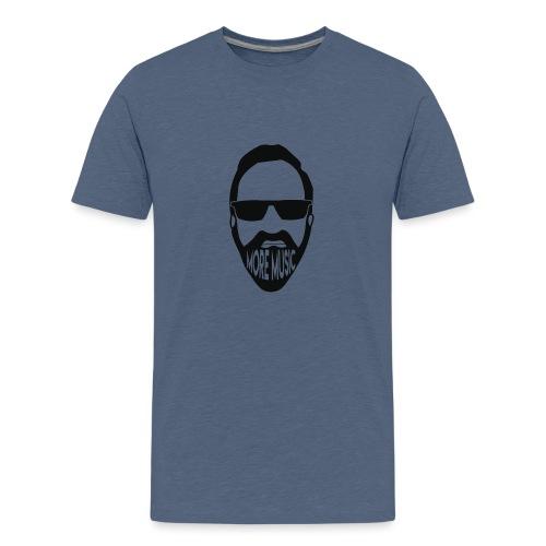 Joey D More Music front image multi color options - Kids' Premium T-Shirt