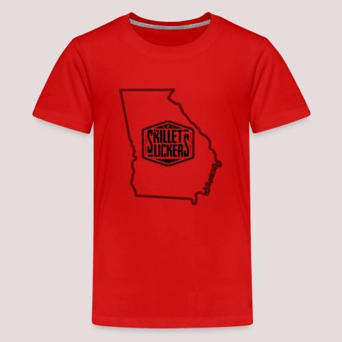 Peach Pickin' - Kids' Premium T-Shirt
