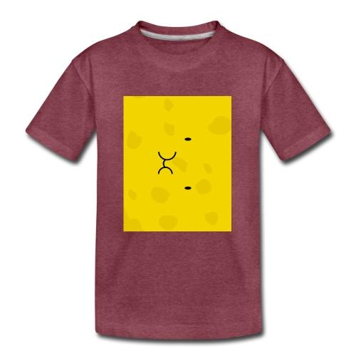 Spongy Case 5x4 - Kids' Premium T-Shirt