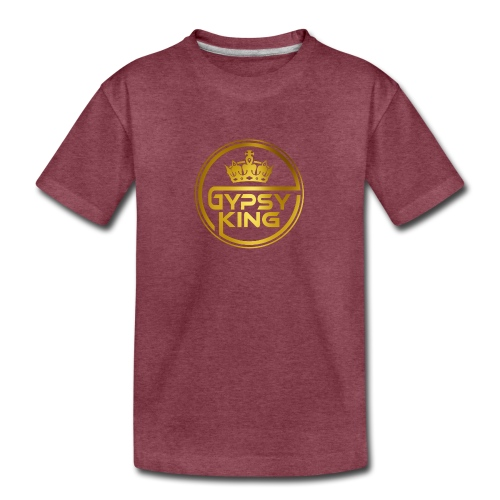The gypsy king boxer - Kids' Premium T-Shirt
