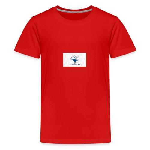 Charity Logo - Kids' Premium T-Shirt
