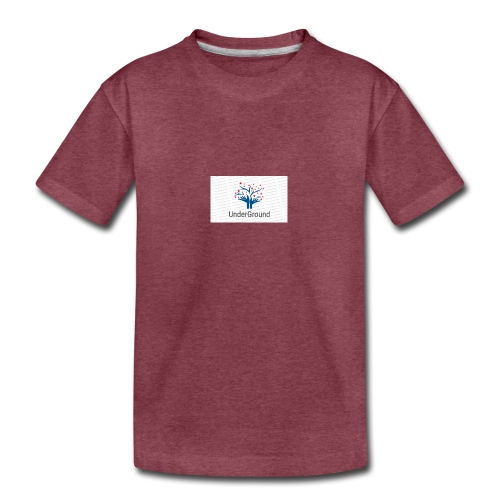 Charity Logo - Kids' Premium T-Shirt