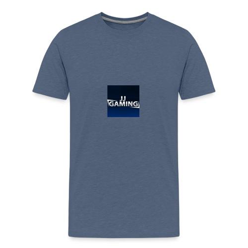 JJ Gaming logo - Kids' Premium T-Shirt