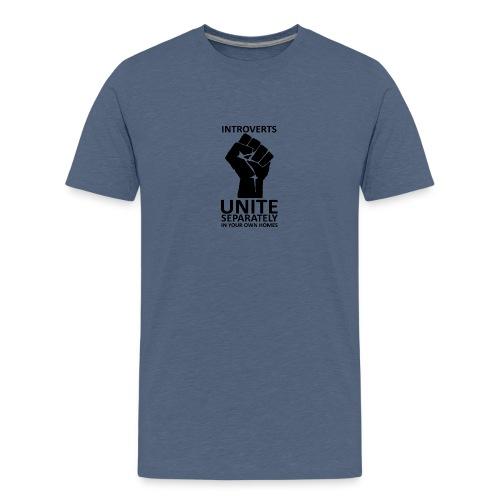 Introverts Unite - Kids' Premium T-Shirt