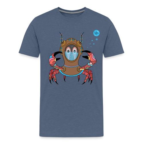 Vis - Crab - Kids' Premium T-Shirt