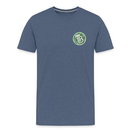 TurtleBeverage Patch Logo - Kids' Premium T-Shirt
