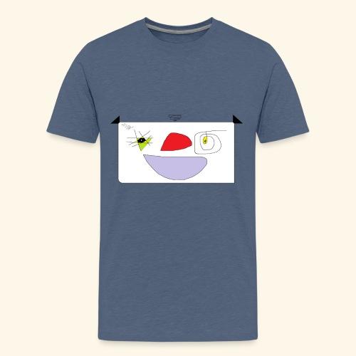Cute cartoon. - Kids' Premium T-Shirt