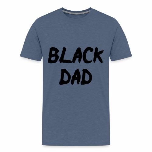 Black Dad - Kids' Premium T-Shirt