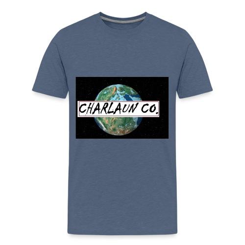 CHARLAUN CLOTHING COMPANY - Kids' Premium T-Shirt