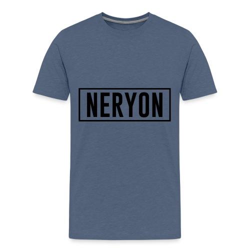 NERYON BORDER DARK - Kids' Premium T-Shirt