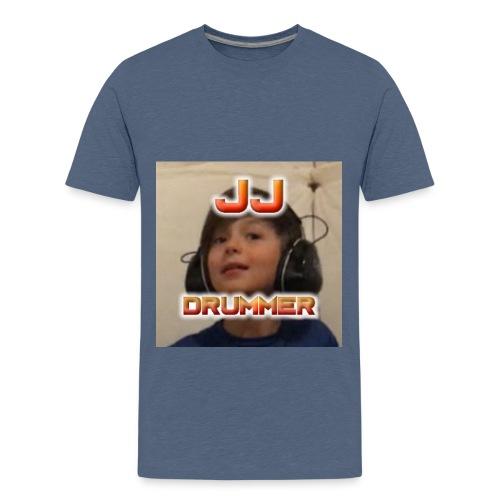 JJ Drummer Merch Clothing - Kids' Premium T-Shirt