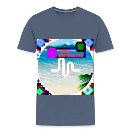 MichaelKidsTV Musical.ly Sign - Kids' Premium T-Shirt