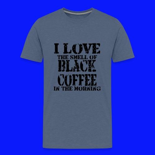 Coffee - Kids' Premium T-Shirt