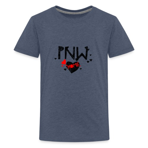 Pnw Gift Idea, Pacific Northwest the Evergreen Tre - Kids' Premium T-Shirt