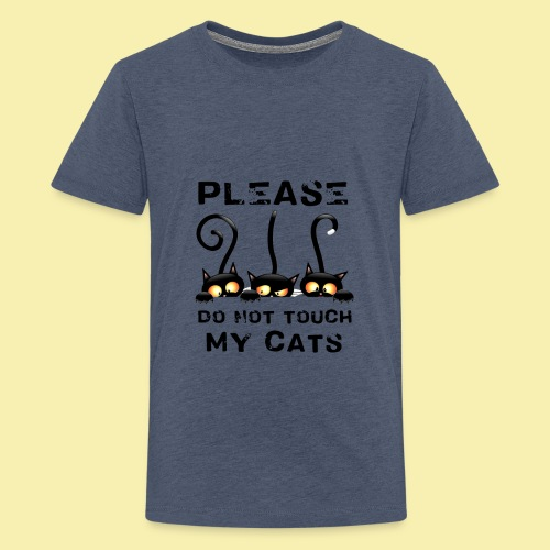 MY CATS T SHIRT - Kids' Premium T-Shirt