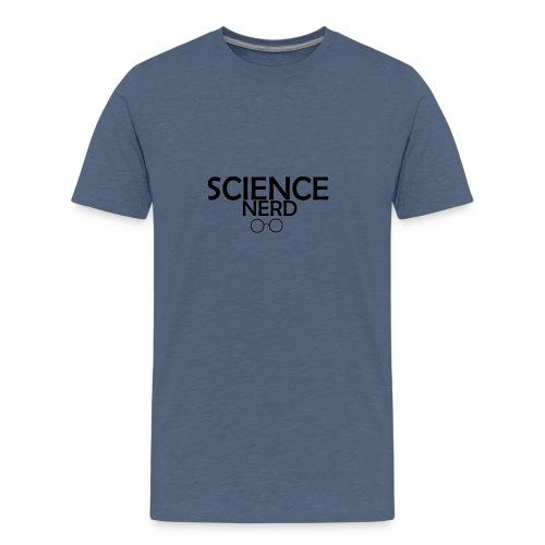 Science Nerd - Kids' Premium T-Shirt