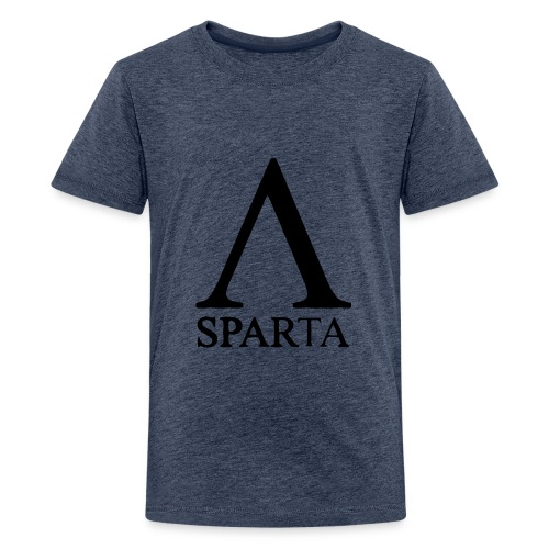 Red Sparta Lambda - Kids' Premium T-Shirt
