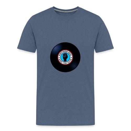 vinyl nothern soul keep faith - Kids' Premium T-Shirt
