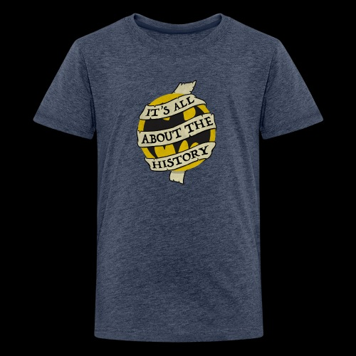 It's all about the History - Kids' Premium T-Shirt
