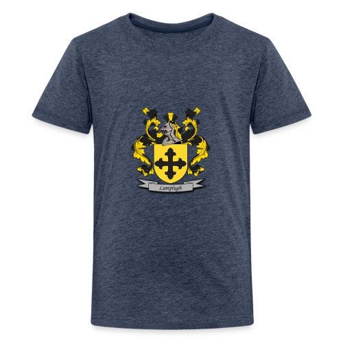 Lamplugh Family Crest - Kids' Premium T-Shirt