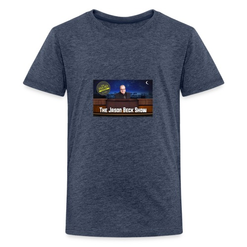 The Jason Beck Show - Kids' Premium T-Shirt