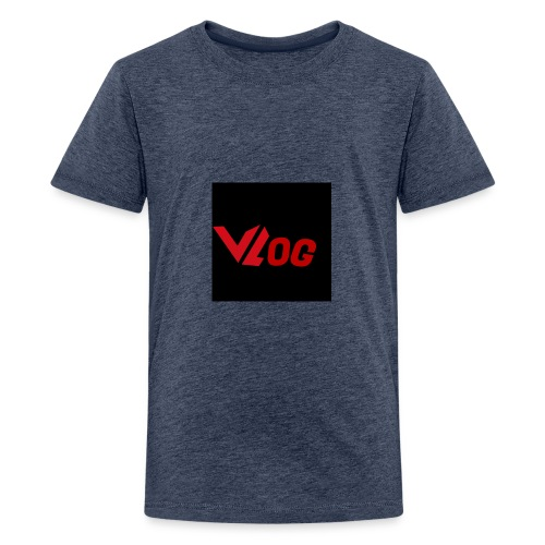 Vlogger edition part 3 - Kids' Premium T-Shirt