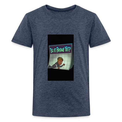 Friday vine - Kids' Premium T-Shirt