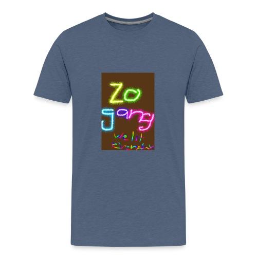 Zogang Merch - Kids' Premium T-Shirt