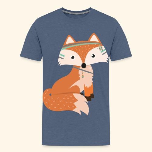 Felix Fox - Kids' Premium T-Shirt