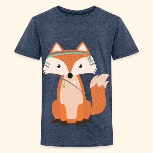 Felix Fox - Kids' Premium T-Shirt