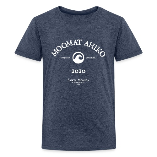 Moomat Ahiko 2020 w - Kids' Premium T-Shirt