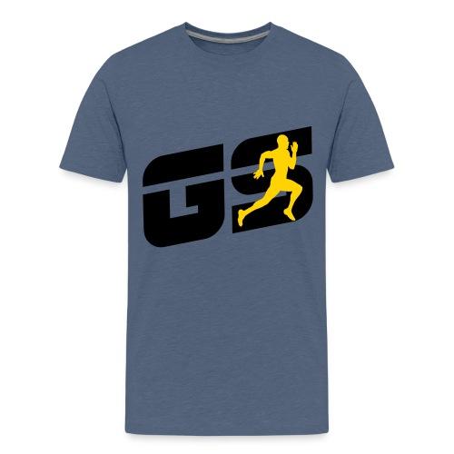 sleeve gs - Kids' Premium T-Shirt