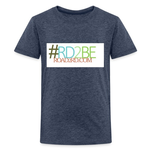 rd2be road2rd - Kids' Premium T-Shirt