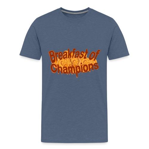 Breakfast of Champions - Kids' Premium T-Shirt