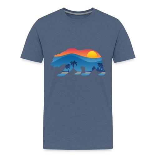 California Bear - Kids' Premium T-Shirt