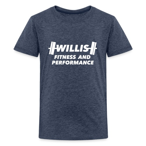 WILLIS FITNESS AND PERFORMANCE - Kids' Premium T-Shirt