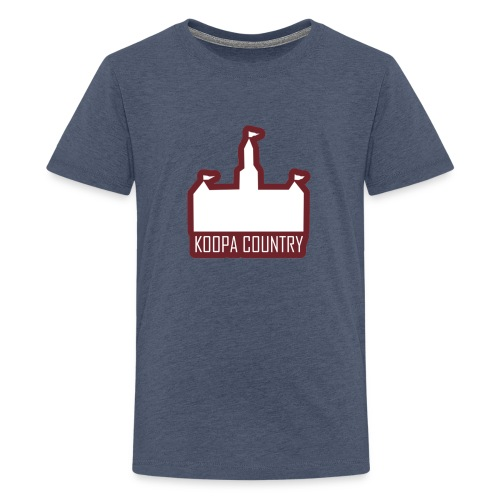 Koopa Country - Kids' Premium T-Shirt