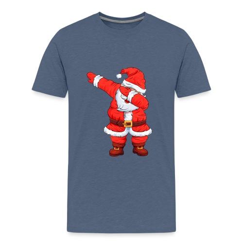 Dabbing Santa Shirt Christmas Boys Kids - Kids' Premium T-Shirt
