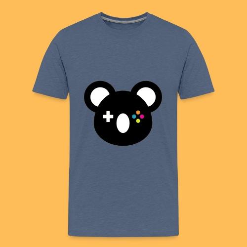 COALA AUTHENTIC LOGO - Kids' Premium T-Shirt
