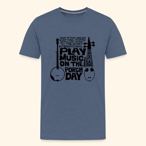 BANJO_RABAB - Kids' Premium T-Shirt