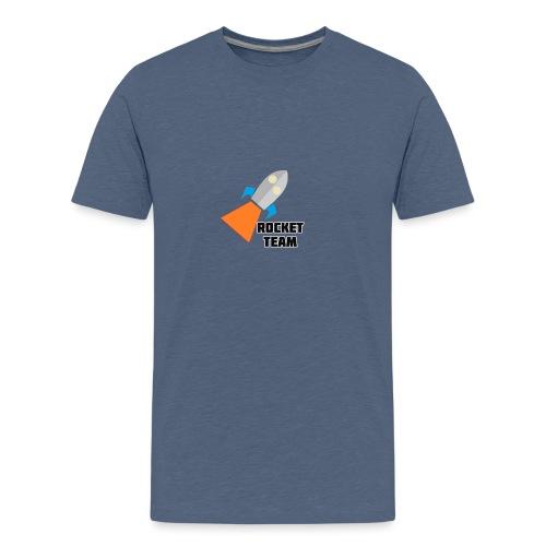 Rocket Team Logo2 - Kids' Premium T-Shirt