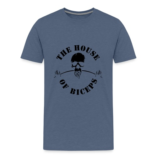 SMALL_HOB_LOGO - Kids' Premium T-Shirt