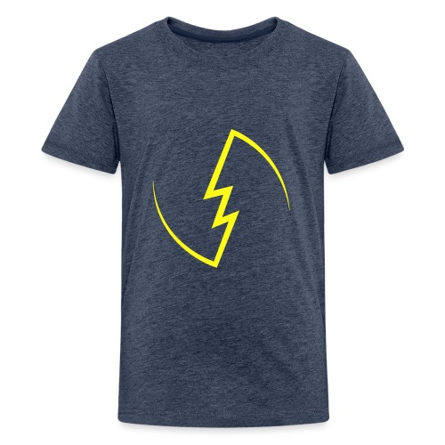 Electric Spark - Kids' Premium T-Shirt