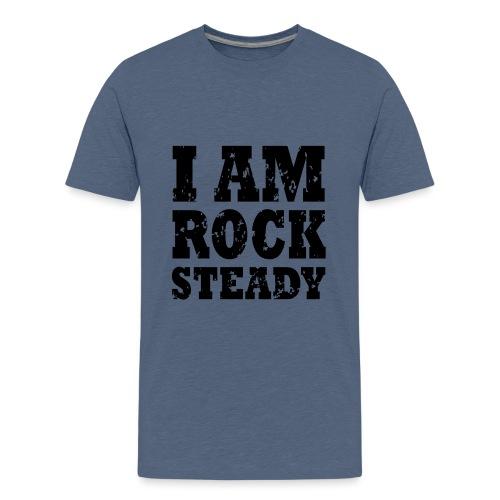 WPC I Am Rock Steady T sh - Kids' Premium T-Shirt
