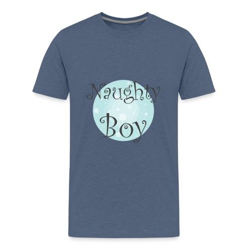 Naughty Boy - Kids' Premium T-Shirt