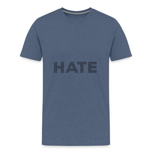 Hate v1 - Kids' Premium T-Shirt