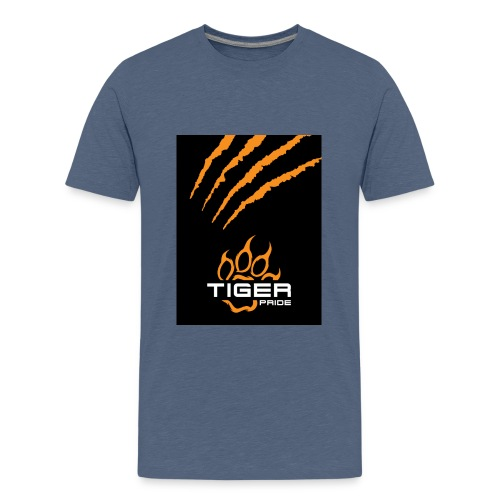 Tiger Pride iPad Case - Kids' Premium T-Shirt