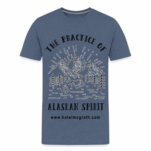 Alaskan Spirit - Kids' Premium T-Shirt