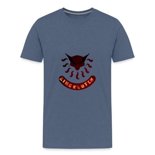 thank god gif - Kids' Premium T-Shirt